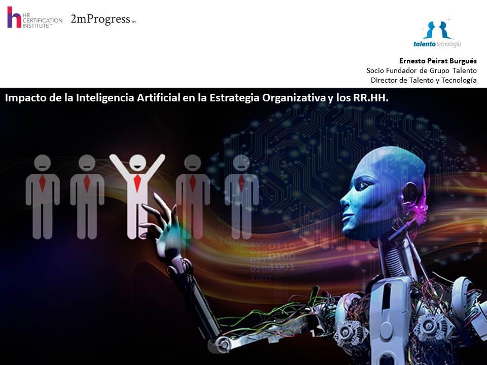 Inteligencia Artificial en RRHH - Acceder a la Conferencia